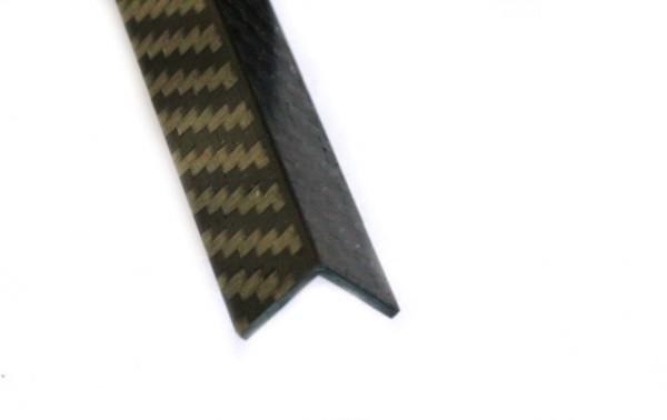 Carbon Winkel Premium 90x90x560x1,5mm